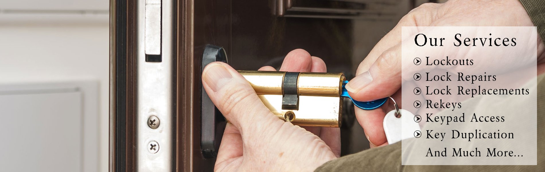community Locksmith Store San Diego, CA 858-365-1473